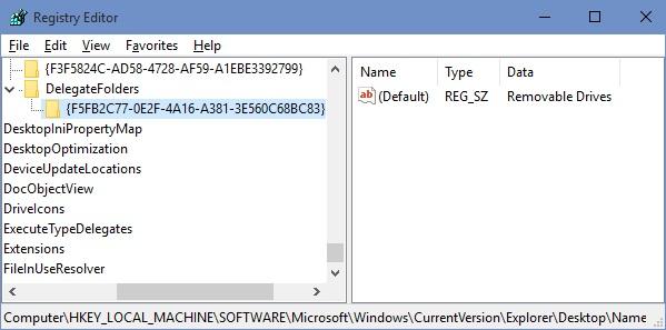 Fix Duplicate Drives in Windows 10 File Explorer | Clone Files