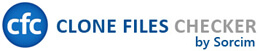 Clone Files Checker Logo